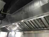 大型厨房烟道清洗