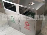 深圳光明区环卫户外分类不锈钢垃圾桶生产厂家