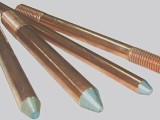 镀铜钢接地棒长效降阻 安全稳定 厂家生产