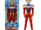 热销款大号奥特曼 电动发光发声超人玩具动漫玩具模型 伟盛