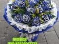 重庆渝中两路口520情人节鲜花速递 礼盒装 当日送到