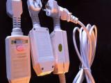 电热水器漏电保护插头电热水龙头漏保插头防