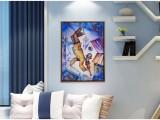 版畫裝飾畫,版畫裝飾畫素材 萃鳥無線商城