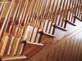 厂家热销 上海家用式木楼梯扶手