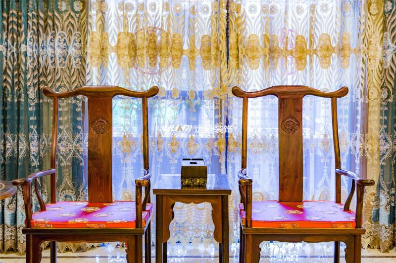 重庆远景装饰电话 保利山庄实景案例