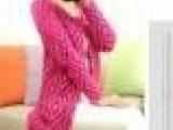 2013秋装新款女装韩版长款圆领马海毛针织衫开衫宽松毛衣外套女冬