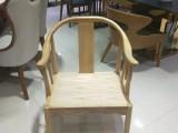 广州肯麦餐饮家具实木太师椅