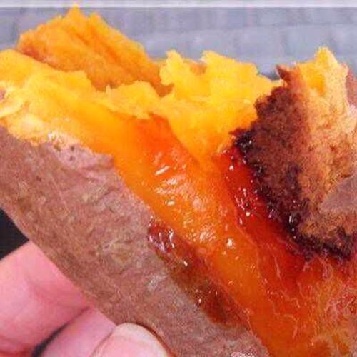 济南泉城烤薯