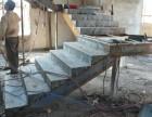 超越钢结构阁楼搭建楼梯制作