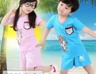 儿童短袖套装男夏季宝宝夏装婴儿衣服童装女男童短袖短裤
