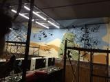 淄博墙绘淄博手绘墙淄博墙体彩绘