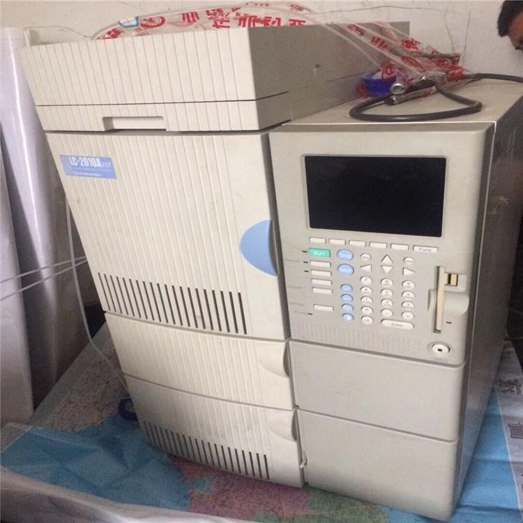 转让岛津LC2010A液相色谱仪 自动进样包安装调试