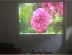 二手高清家用投影机 三洋XC560C色彩亮丽 高亮度有效果图