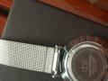 DW  经典女士 钢编帜带 丹尼尔惠灵顿 手表