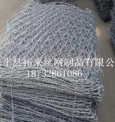 黑龙江镀锌石笼网 哈尔滨生态石笼网箱 安平拓来石笼网