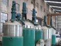 供应二手搪瓷反应釜 二手搪玻璃反应釜 多功能分散反应釜