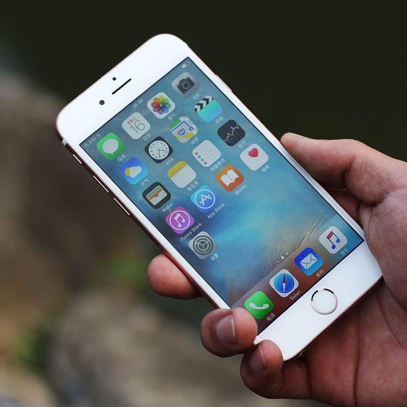珠海 苹果手机6s 九成新 出