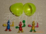 智力 拼装玩具鸭 扭蛋 食品配件