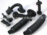 生产销售橡胶伸缩防尘套 防尘套橡胶 橡胶防尘罩
