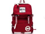 旅行双肩包大容量女 韩版双肩书包背包旅行包电脑包休闲男女潮包