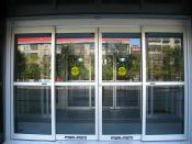 哪儿有卖耐用的玻璃感应自动门 玻璃门质量