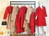 广州十三行雅蒂安娜冬装大衣外套厂家直销一手货源汇典服饰公司