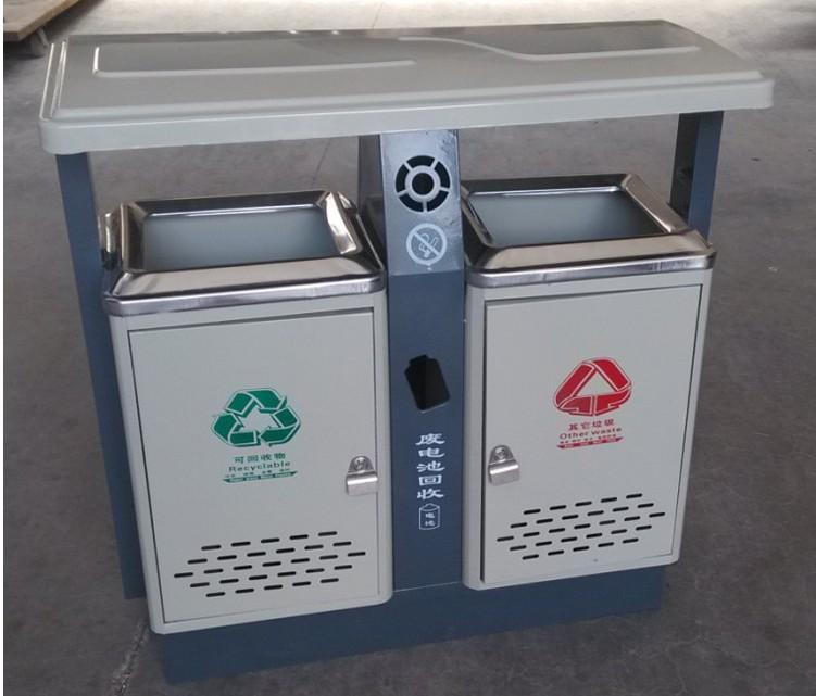 不锈钢垃圾桶不变形不老化厂家直销不锈钢垃圾桶批发价格