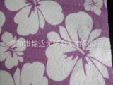 厂家直销 专业生产 物美价廉  涤纶加丙纶 针刺印花无纺布