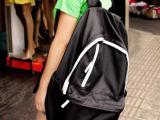 韩版新款学院风正品匡威双肩背包大中学生包包逛街旅游行男女书包