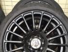 转让自用16寸205、45轮壳+轮胎一套4 100