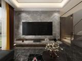 重庆装修公司 珠江城长江府 200平 现代风格