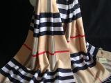 国际主流大牌女士拉绒保暖围巾、披肩