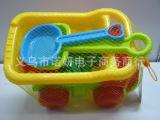 【小额批发】儿童挖沙玩具套 四轮挖沙沙滩翻斗车玩具 夏季畅销