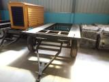 供应150发电机组移动拖车 应急电站防雨罩