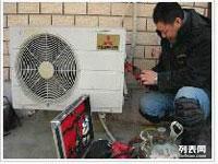 长沙专业空调清洗 维修 加氟 拆装 修后保修 信誉第一