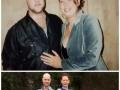 健身房相恋,他们3年减524斤后结婚