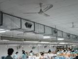 江苏专业为食品生产车间降温、通风换气除尘净化 厂房车间排风
