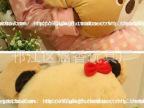 批发特价 可爱韩国小熊 情侣 暖手抱枕靠垫饱满型卡通暖手捂