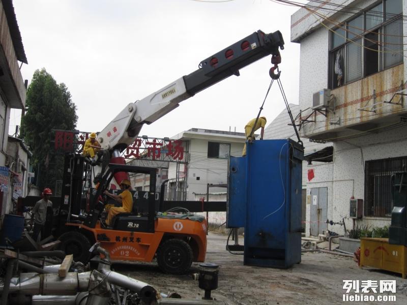 武汉起重搬家,起重吊装,设备搬迁,高层吊装,吊车叉车出租,