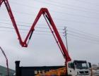 转让 混凝土泵车三一重工35米东风混泥土泵车低价出售