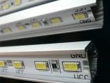 厂家批发 超高亮5730硬灯条 72灯珠宝手机柜台5630灯带