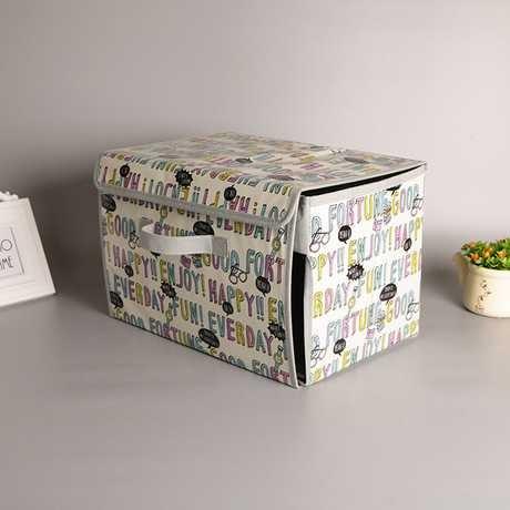 厂家定制收纳盒 可印logo