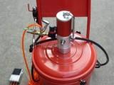 江阴润强油脂定量加注机,工业润滑用标准型气动定量注脂机