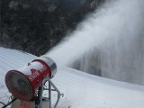 人工造雪由造雪机厂家生产 造雪量大的造雪机