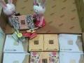 闺蜜面包卫生巾礼盒装 日用夜用组合装 正品包邮女生日礼物实用