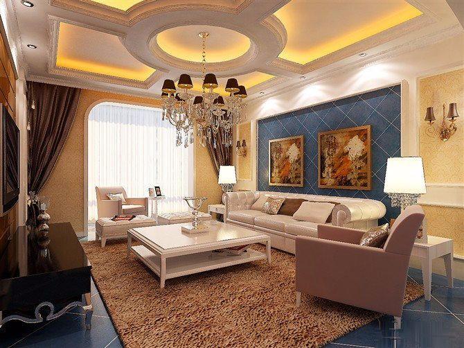 金港国际怡园 3室2厅2卫 152平米