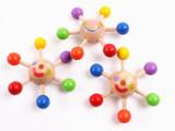 玩法新颖 木制太阳旋转陀螺木质传统玩具亲子互动玩具