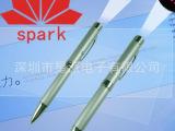 供应投影笔 发光笔 LED灯笔 礼品促销笔,LOGO广告笔
