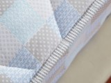 南通家纺床品厂家直销加工批发 360度夹棉床笠床垫席梦思保护垫