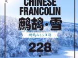 新景点鹧鸪山滑雪 古尔沟温泉酒店2日游